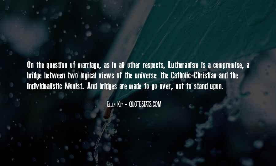 Quotes About Catholic Marriage #477346