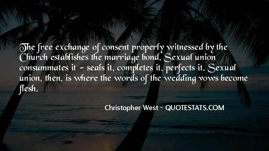 Quotes About Catholic Marriage #813274
