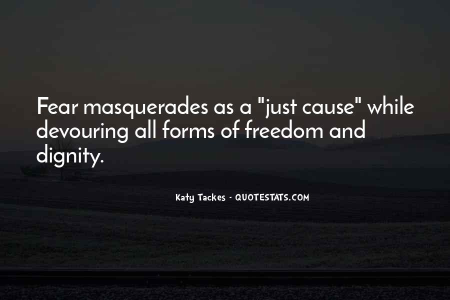 Quotes About Masquerades #1863765
