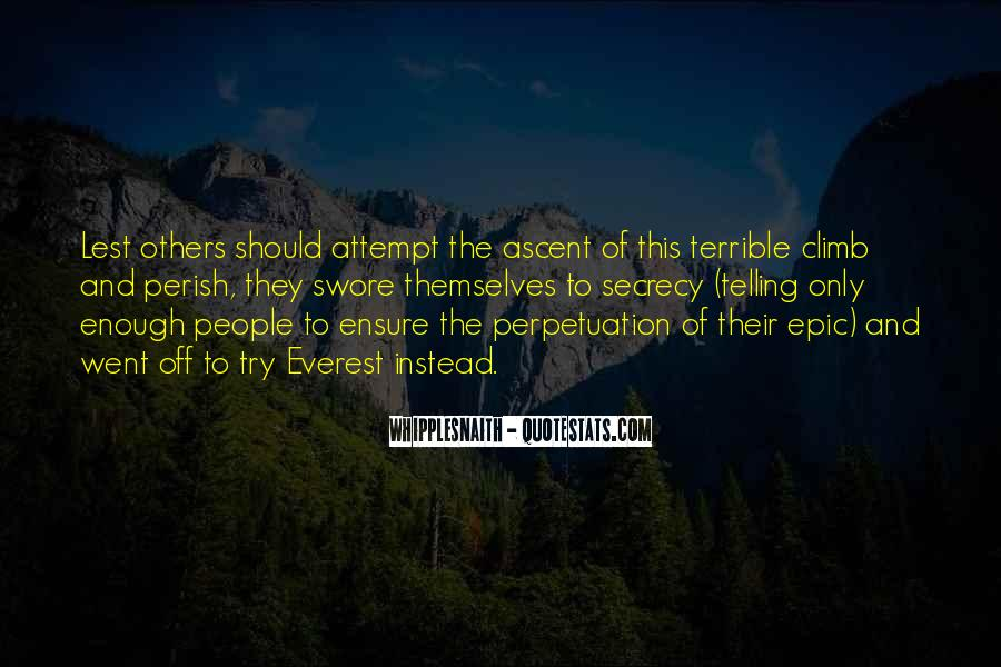Quotes About Perpetuation #1568050