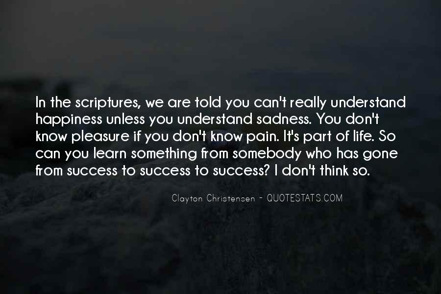 Quotes About Scriptures #121990