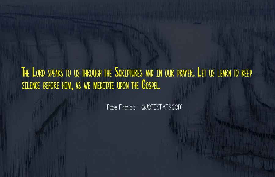 Quotes About Scriptures #130687