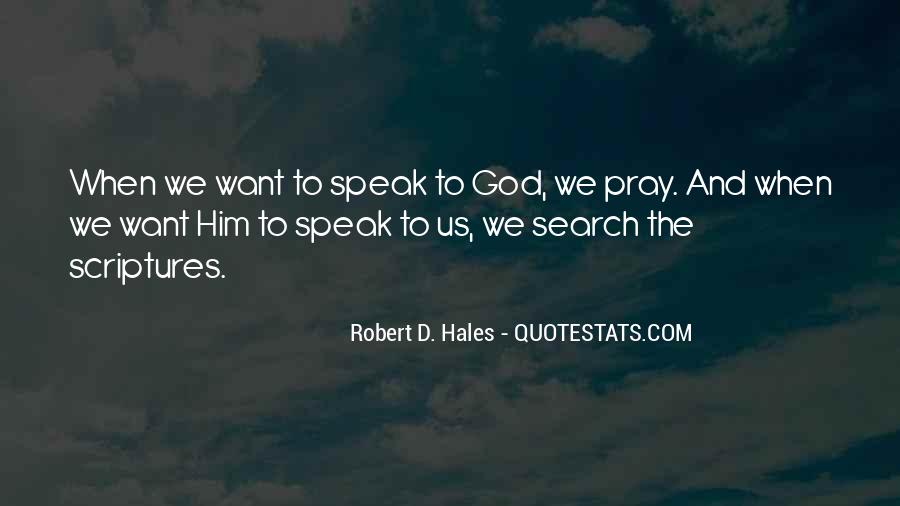 Quotes About Scriptures #144720