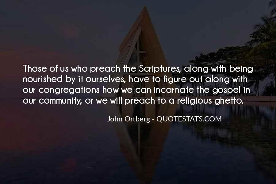 Quotes About Scriptures #169470