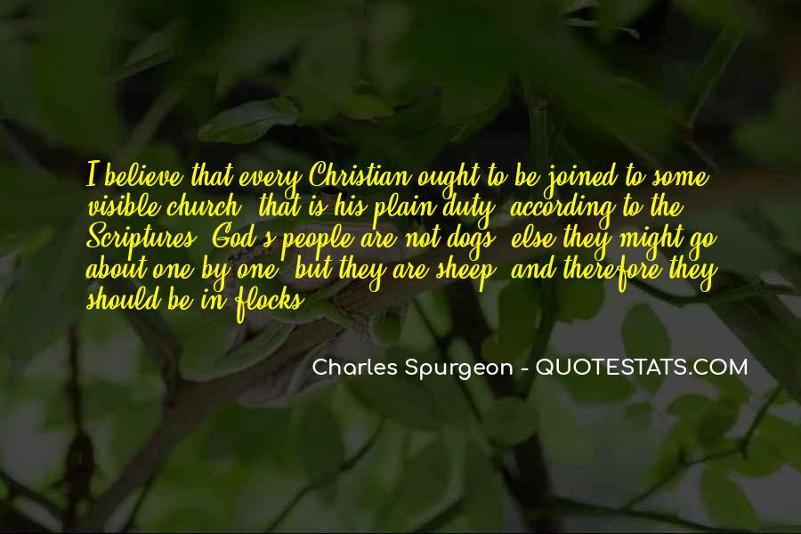 Quotes About Scriptures #190605