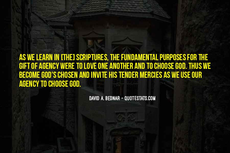 Quotes About Scriptures #190697
