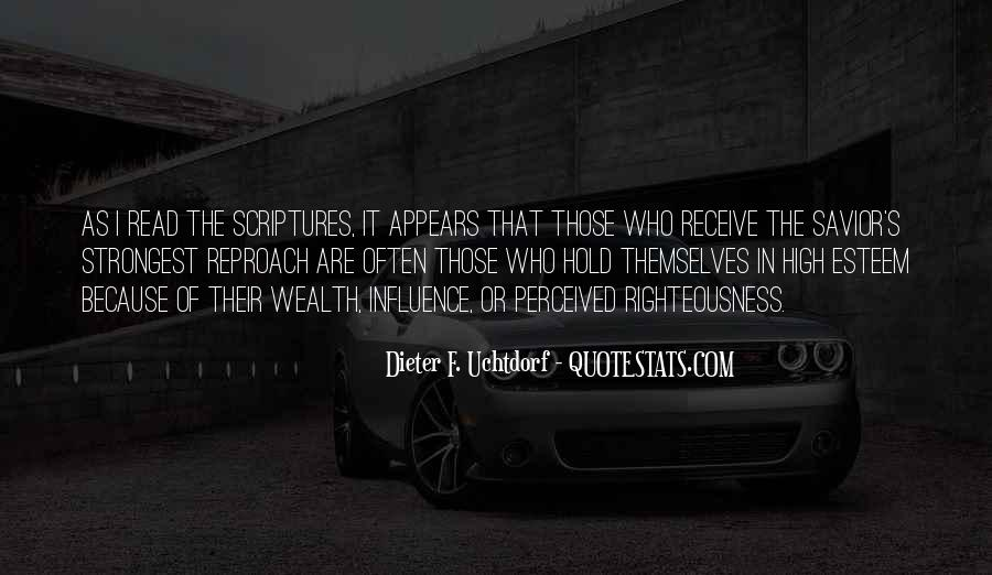 Quotes About Scriptures #218528