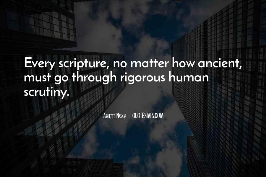 Quotes About Scriptures #283462