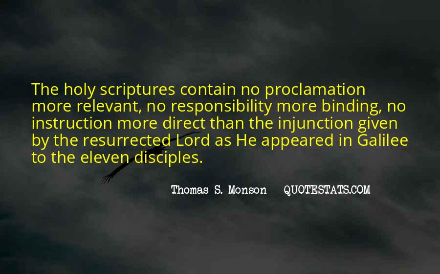 Quotes About Scriptures #41555