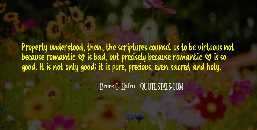 Quotes About Scriptures #55713