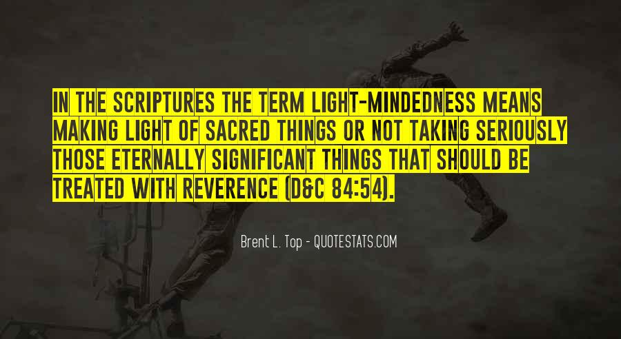 Quotes About Scriptures #75361