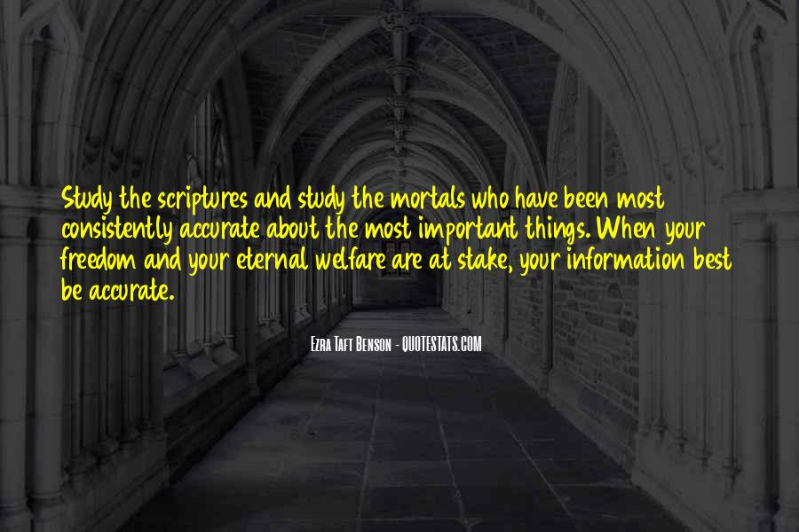 Quotes About Scriptures #76439