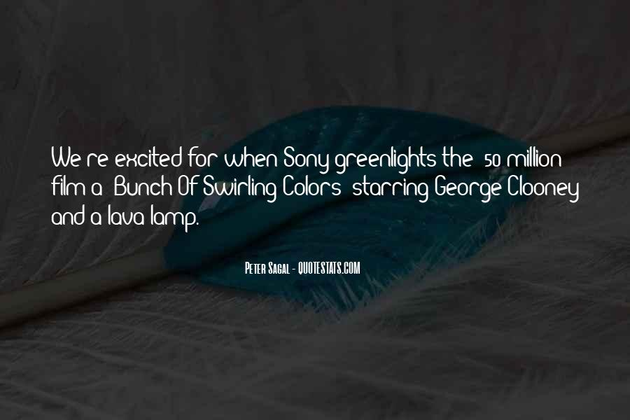 Quotes About Lava Lamps #453850