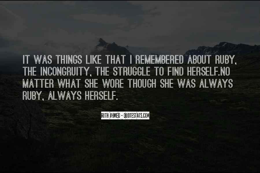 Quotes About Struggle To Find Identity #1803321