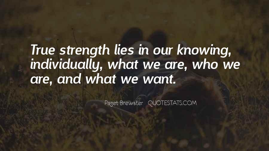 Quotes About Knowing Someone Is Lying #611220