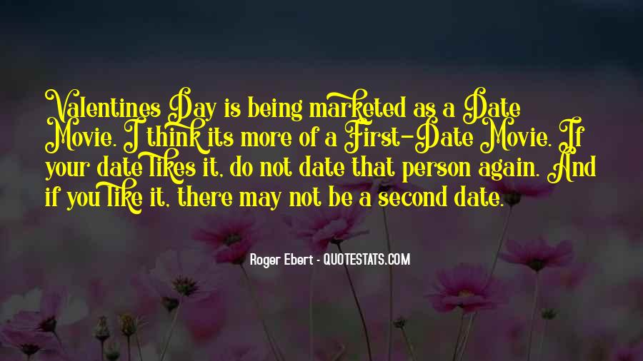 Quotes About Being Second To Someone #158840