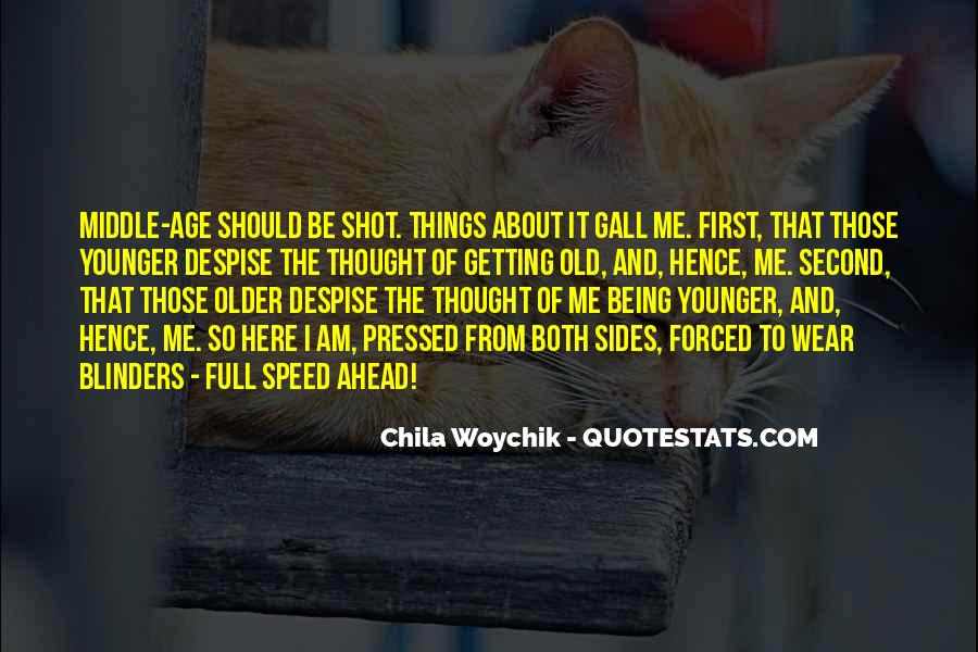 Quotes About Being Second To Someone #33180