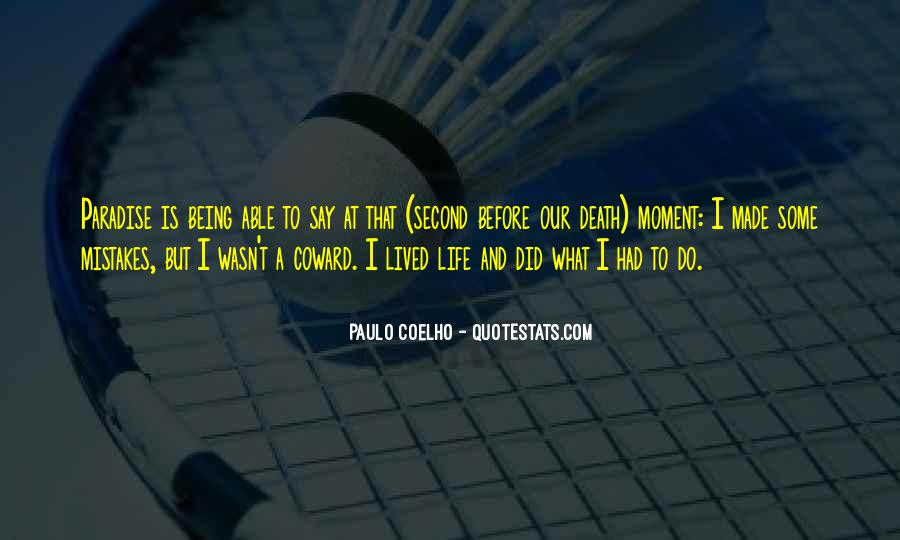 Quotes About Being Second To Someone #62978