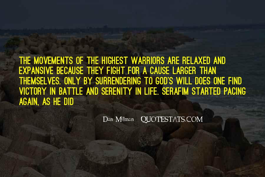 Quotes About Surrendering To God #586949