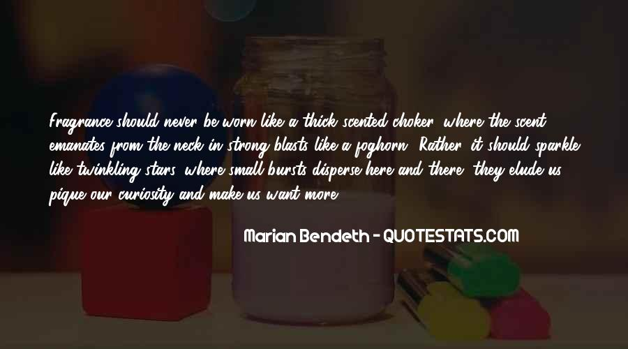Quotes About Perfumery #344380