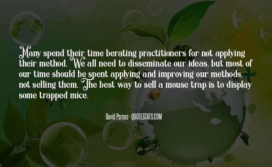 Quotes About Spend Time #1685
