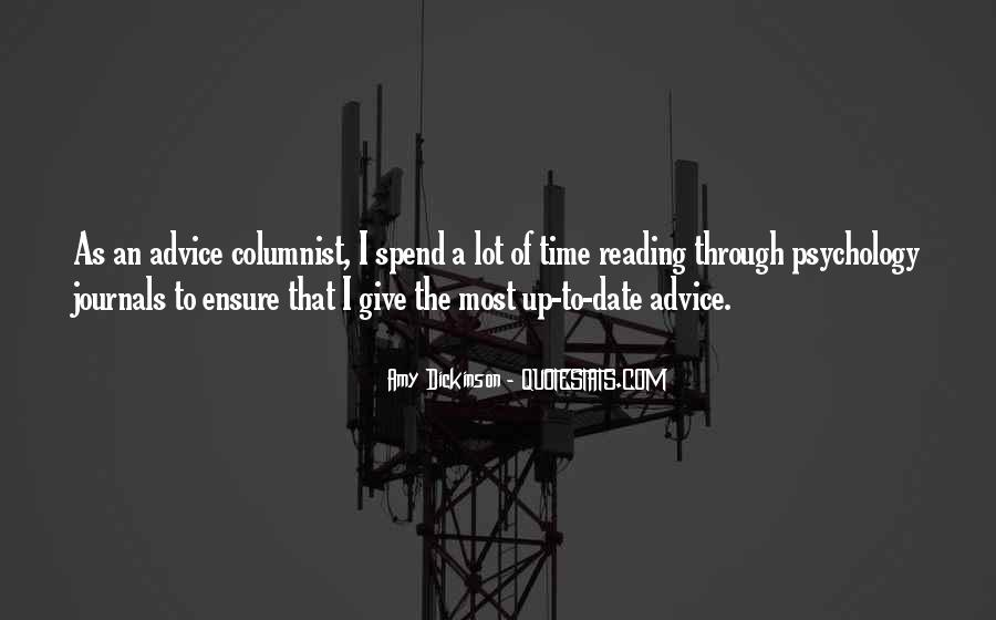 Quotes About Spend Time #28233