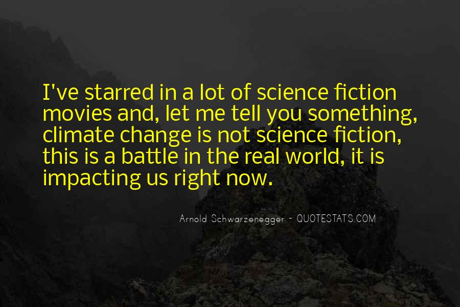Quotes About Impacting The World #1375293
