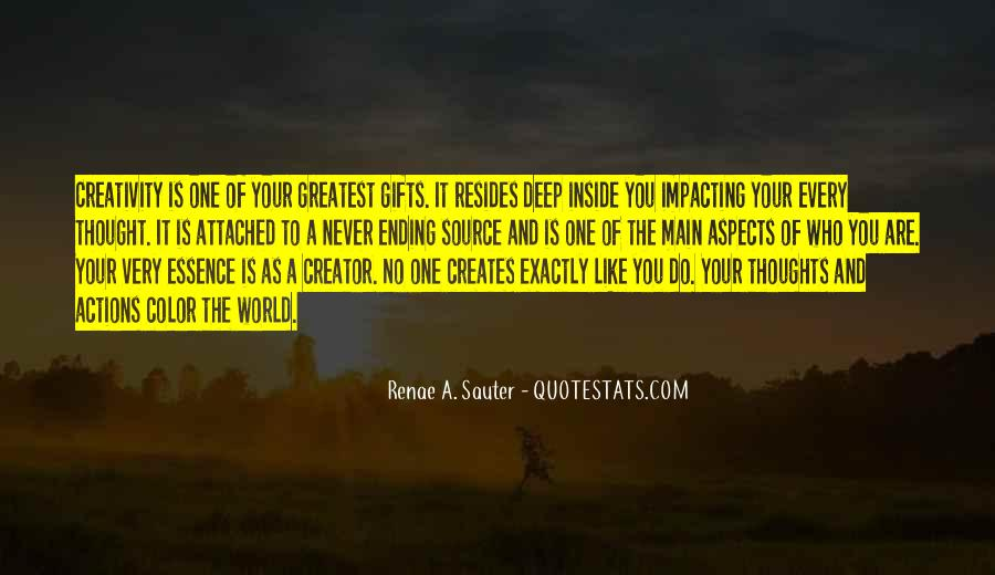 Quotes About Impacting The World #576205