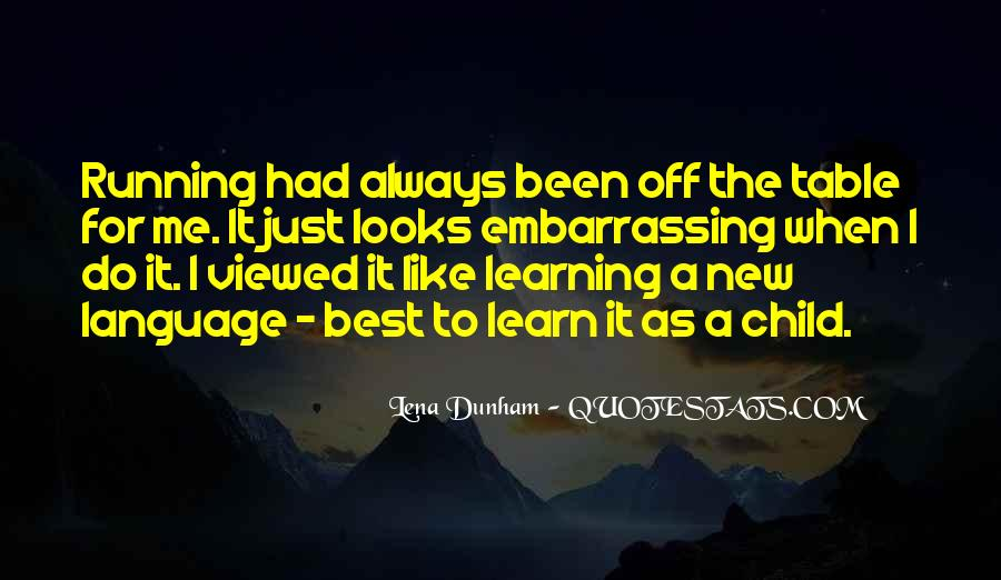 Quotes About Learning A Language #1007826