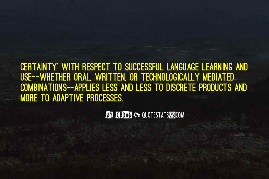 Quotes About Learning A Language #267146