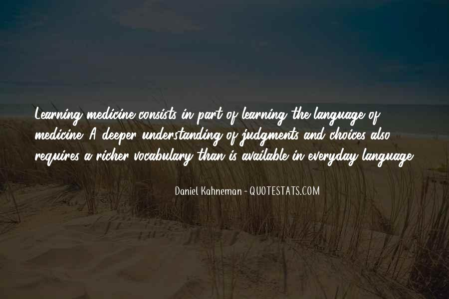 Quotes About Learning A Language #325635