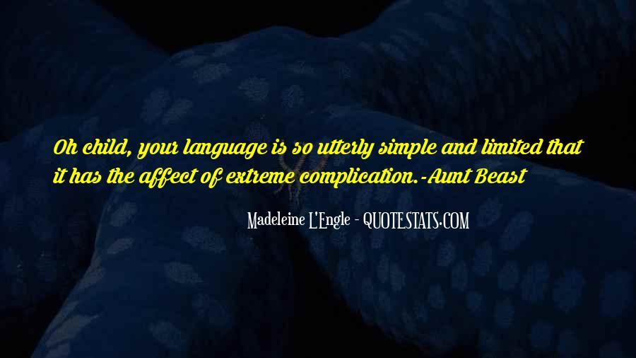 Quotes About Learning A Language #427670