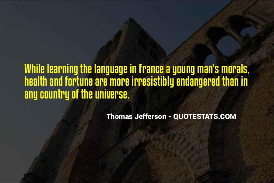 Quotes About Learning A Language #653262