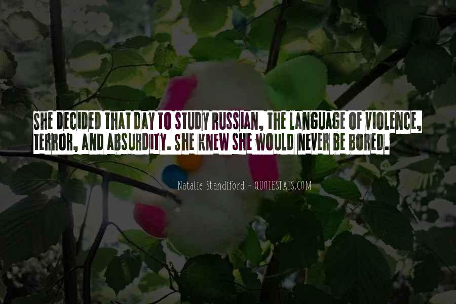 Quotes About Learning A Language #71271