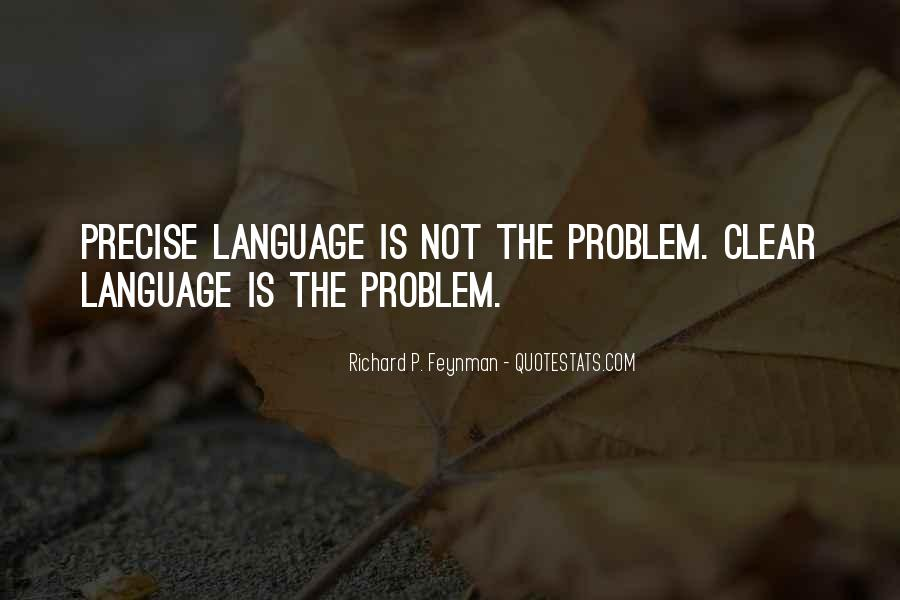 Quotes About Learning A Language #736683