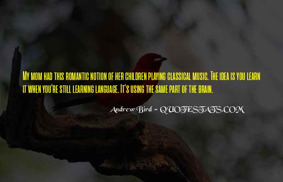 Quotes About Learning A Language #855964