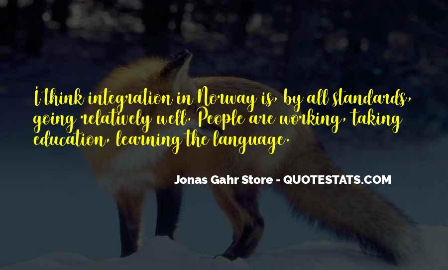 Quotes About Learning A Language #954572