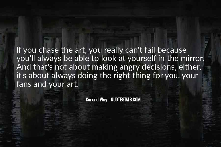 Quotes About Making Decisions #108612