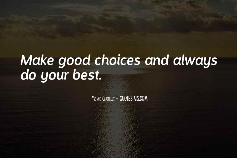 Quotes About Making Decisions #119648