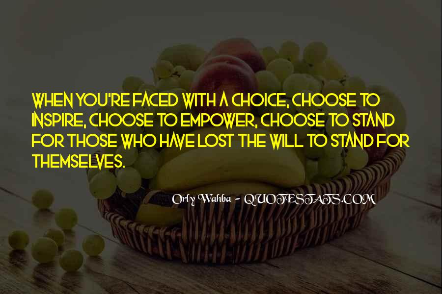 Quotes About Making Decisions #156703