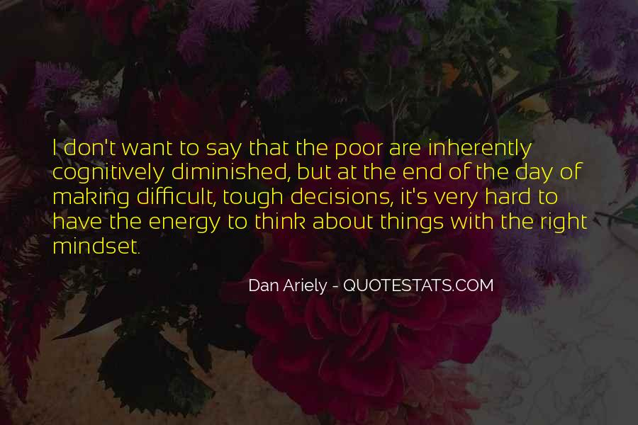 Quotes About Making Decisions #168895