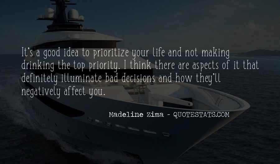 Quotes About Making Decisions #192022