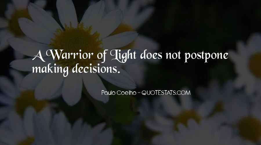 Quotes About Making Decisions #216516