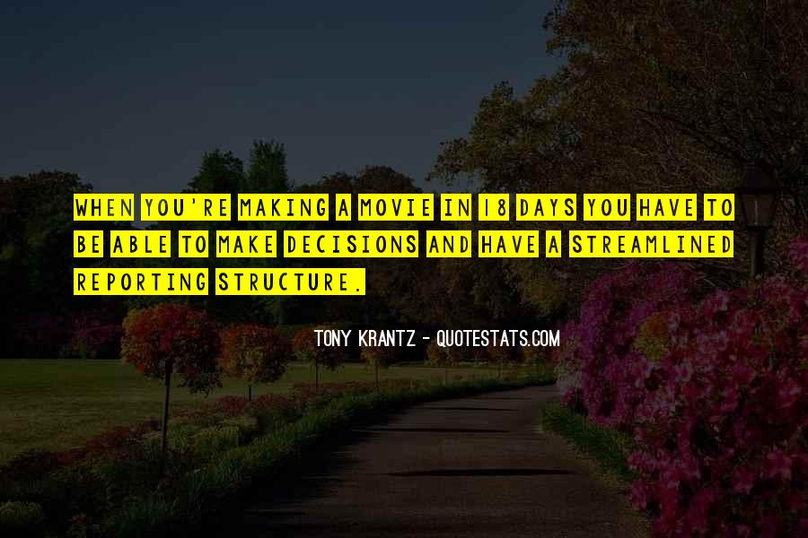 Quotes About Making Decisions #50177
