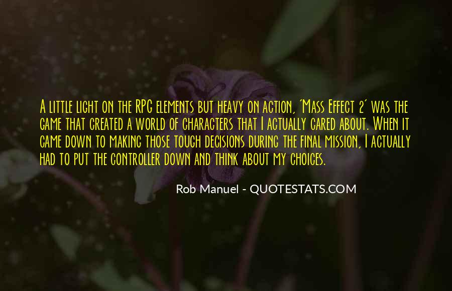 Quotes About Making Decisions #68029