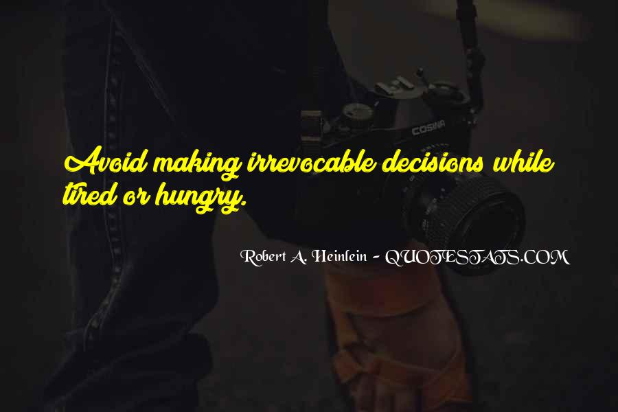 Quotes About Making Decisions #79863