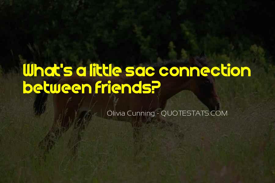 Quotes About Connection #12225