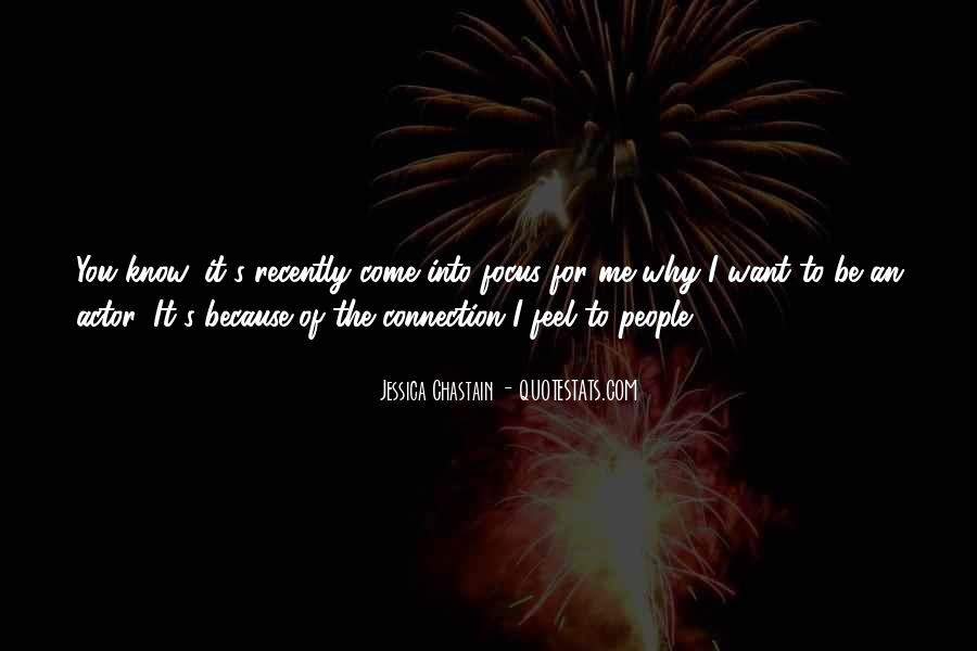 Quotes About Connection #15690