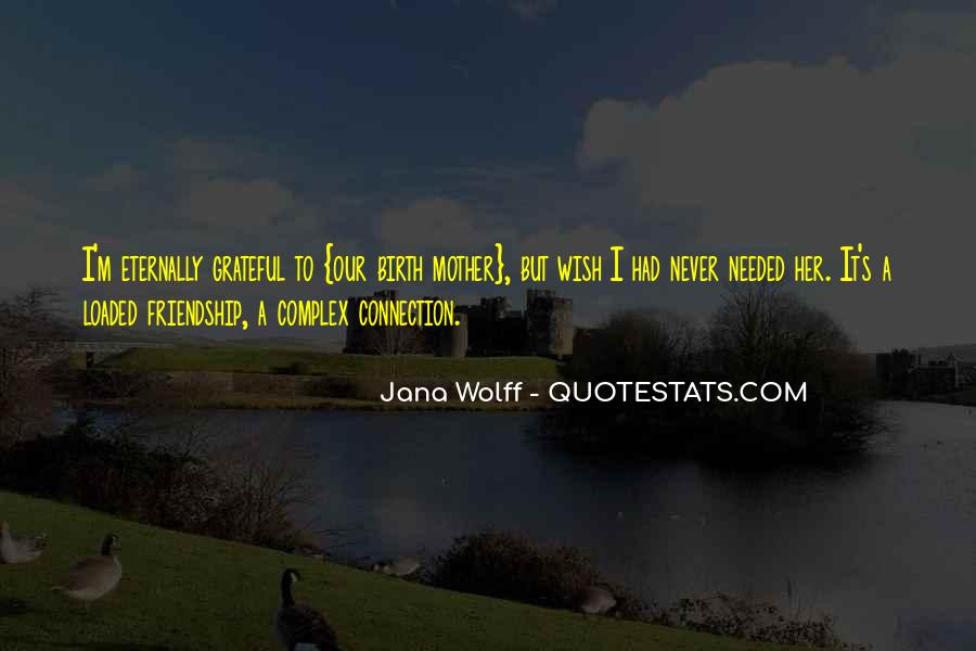 Quotes About Connection #20887