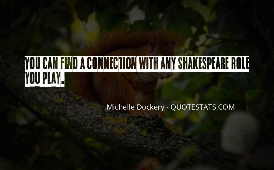 Quotes About Connection #21544